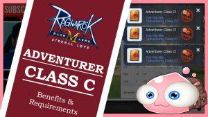 Adventurer Class C