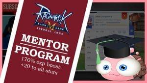ragnarok mobile mentor program