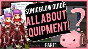 sonic blow equipment