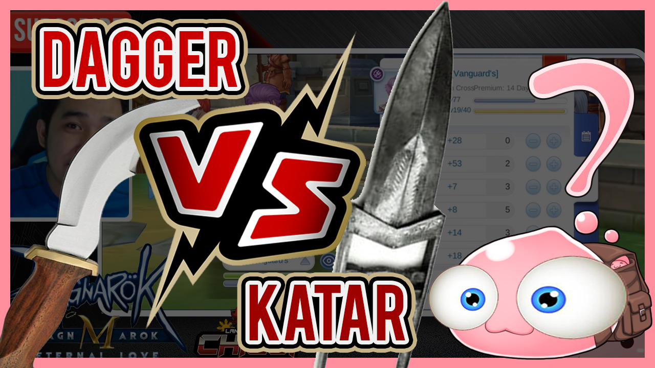 katar vs dagger assassin weapon