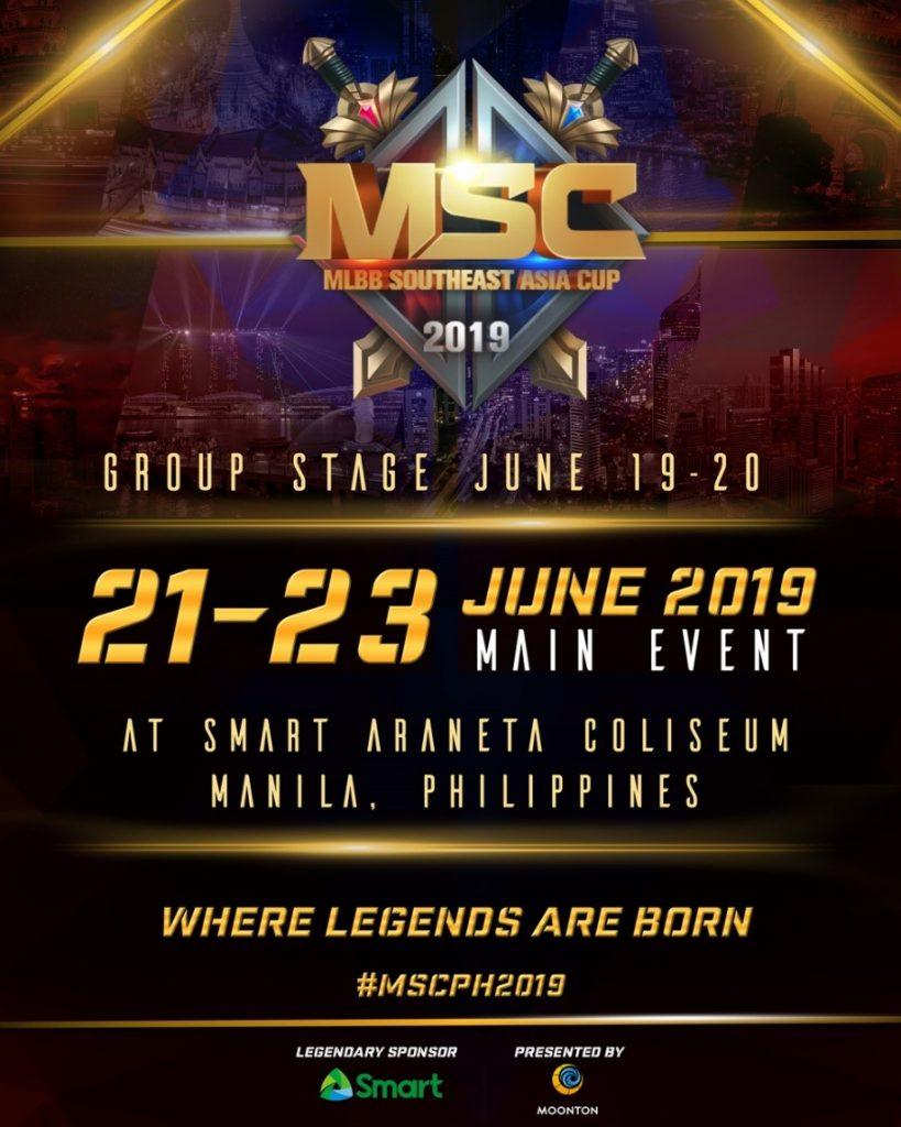 MSC 2019 poster