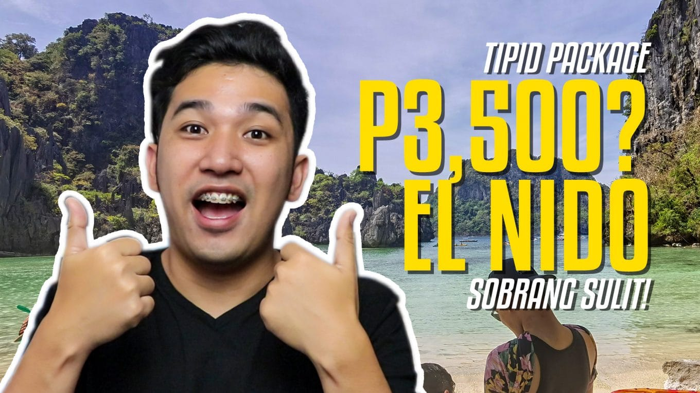 El Nido Travel Expenses