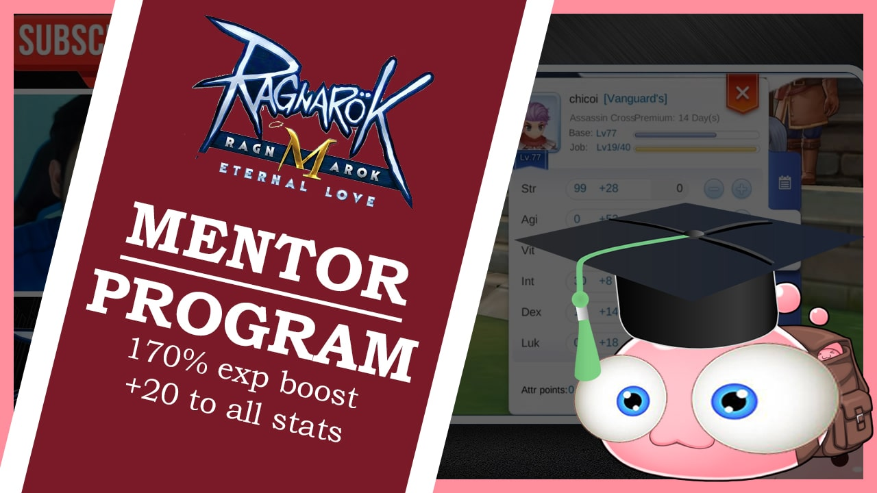 ragnarok mobile mentor program