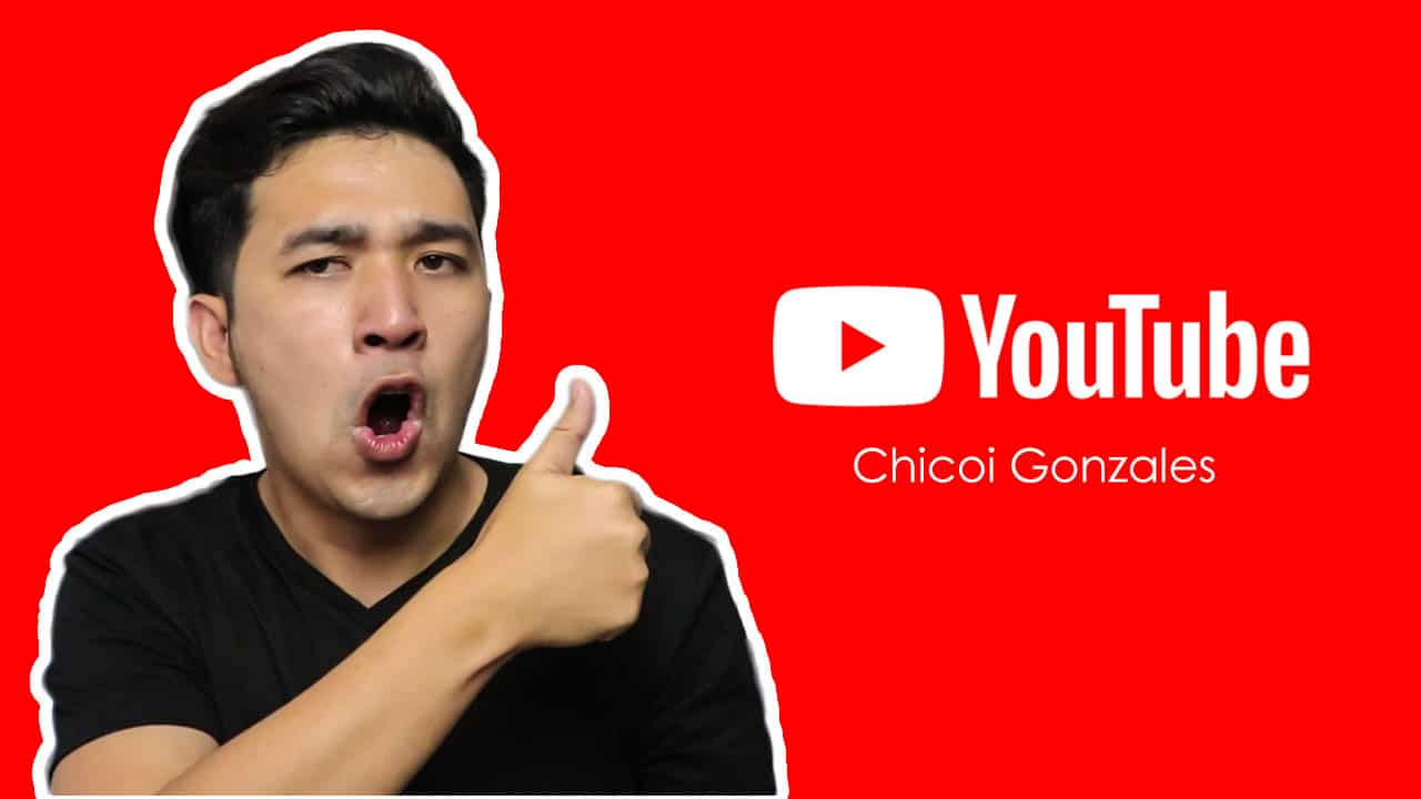 Chicoi Gonzales YouTube